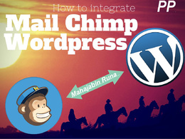 Integrate mailchimp AC with WordPress Website