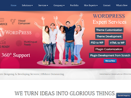 Hire for 1 hour of Maintain / Customization / Updates / to your WordPress based site