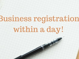 Register your business as a limited company
