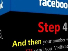 Create facebook,twiiter Phone verified account