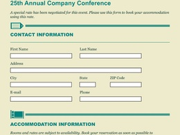 Design smart interactive PDF forms for business