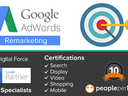Adwords Remarketing Campaign - Google Adwords Display Network