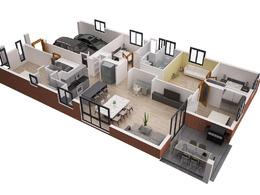 Convert your 2D plan to a 3D floor plan