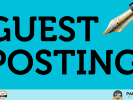 Provide a high quality guest post placement