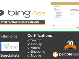 Bing Ads Setup by Importing your Adwords Account