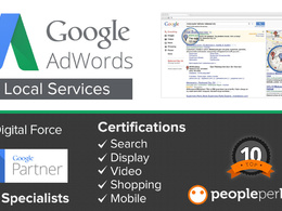 Adwords Local Services: Get found by more Local customers