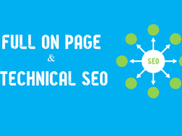 Full On Page & Technical SEO