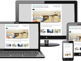 Create 5 page attractive and responsive wordpress web-site