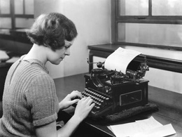 Complete and audio typing / copy typing / mail merge document
