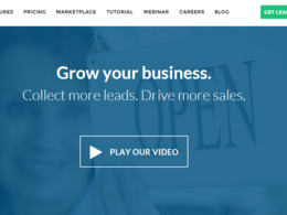 Set you up a Leadpages sales/sign up/ page