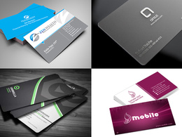 Design professional business card with unlimited revision & first draft in12 hours