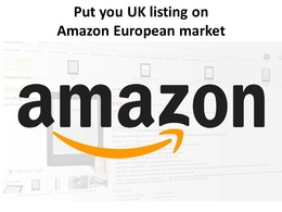 Transfer your amazon UK invetory listing to  Any European Amazon Marketplace