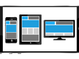 Mobile friendly responsive website conversion