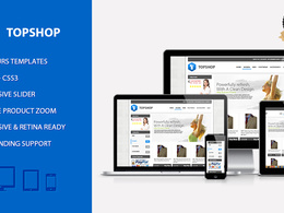Design advance eBay shop/store & listing template