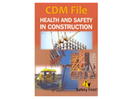 Assist you to compile your Construction CDM Health & Safety File.