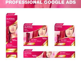 Design modern and professional google adwords Ad set