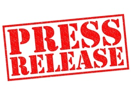 Write you a first-class press release and distribute