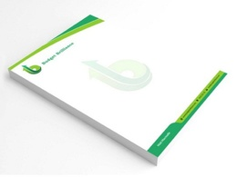 Design stylish and professional letterhead with unlimited revision