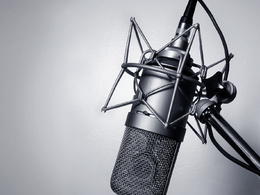 Record a professional voice-over in different languages and using different accents