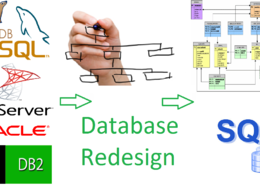 Redesign Your Database to make it More Efficient
