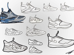 Create Product Concept Sketches