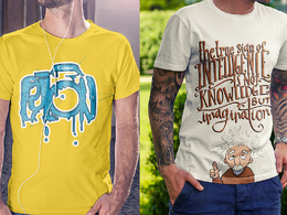 Design Eye Catching Custom T-Shirt Design
