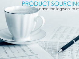 Do supplier or product sourcing
