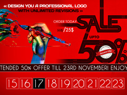 Design you a premium logo with unlimited revisions