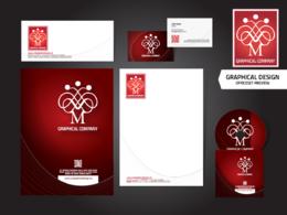 Bronze Brand Identity Design Package