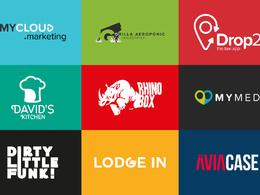 Design your eye catching, memorable logo design