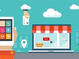 Design a responsive ecommerce website in Prestashop