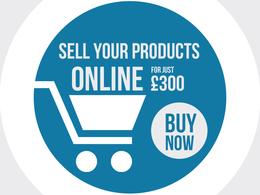 Design & Build an eCommerce Website