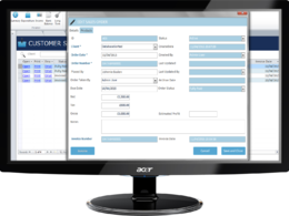 Design and develop your order processing and invoicing software