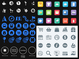 Design a set of 10 icons with unlimited revisions