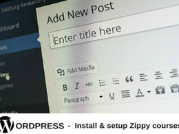 Install & Setup Zippy Courses using Wordpress