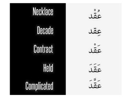 Proofread and edit your Arabic content to professional standards (per 500 words)