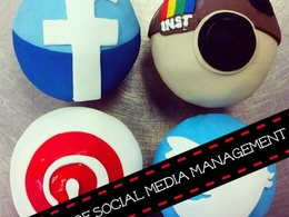 Kickstart your Social Media Marketing (Twitter, Facebook, Instagram & Pinterest)
