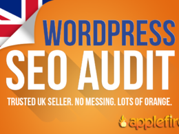 Highly Detailed Wordpress SEO Audit Score Report
