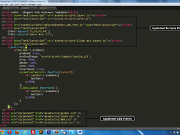 Fix any website issue related to: HTML, CSS, jQuery, PHP, WordPress