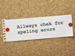 Proofread and edit your document (in English or French)