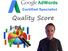 Improve your AdWords quality scores to reduce your costs and/or increase traffic