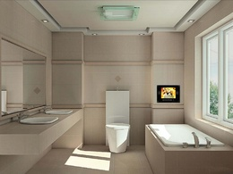 Make a 3D Render of your bathroom