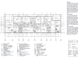 Re-draw building plan in AutoCAD