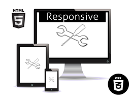 Fix your HTML5 | CSS3 | Responsive issue
