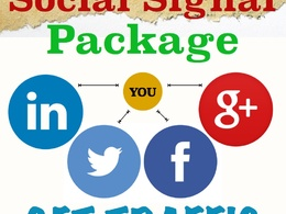 Create 5,655 + real most powerful Social Signals From PR9-PR10 only