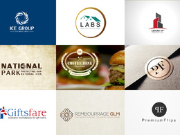 Design logo + business card with unlimited revisions