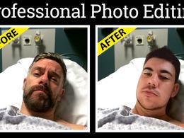 Professionally retouch any photo