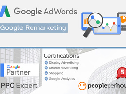 Set up your Google Remarketing PPC campaign to help boost online sales / leads