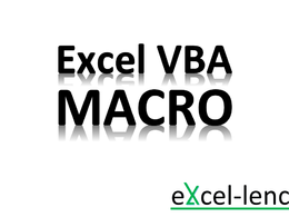Provide custom VBA solutions to automate your workbook