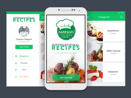 Design professional UI for your Android/iOS app